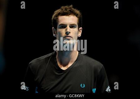 Tennis - Barclay's ATP World Tennis Tour Finals - Day Three - o2 Arena - Stockfoto