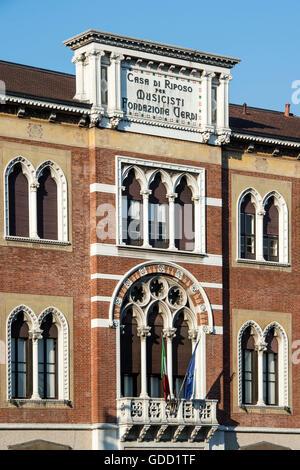 The casa di riposo giuseppe verdi created by giuseppe for Casa di riposo milano