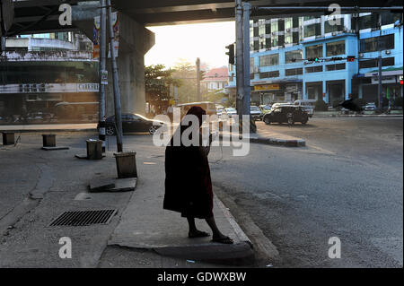 Burma - Stock Photo