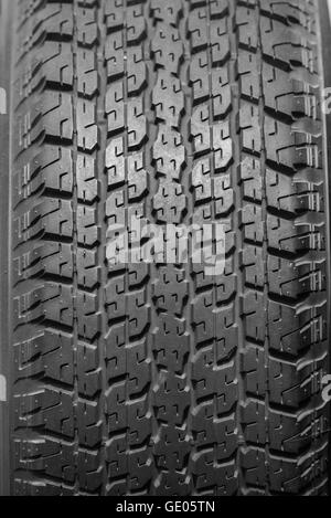 Textured tire tread stock photo royalty free image 86331192 alamy - Tire tread wallpaper ...