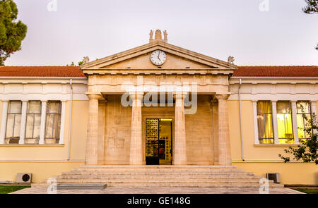 View of the Town Hall of Paphos - Cyprus - Stock Photo