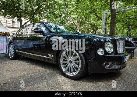 berlin june 05 2016 full size luxury car cadillac sedan deville stock photo royalty free. Black Bedroom Furniture Sets. Home Design Ideas