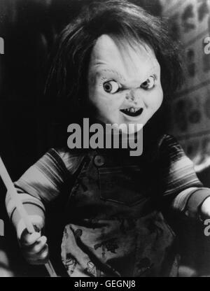 Horrorfilm Puppe