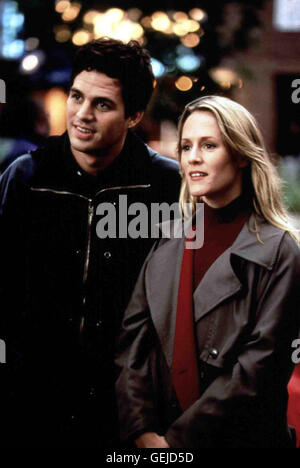Mark Ruffalo, Mary Stuart Masterson *** Local Caption *** 1997, On The 2nd Day Of Christmas, Am Zweiten Weihnachtstag - Stock Photo