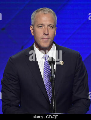 Philadelphia, Pennsylvania, USA. 28th July, 2016. United states Representative Sean Patrick Maloney (Democrat of - Stock Photo