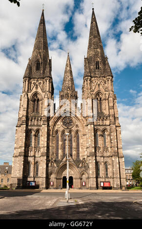 St Mary's Cathedral in Palmerston Place, Edinburgh ...