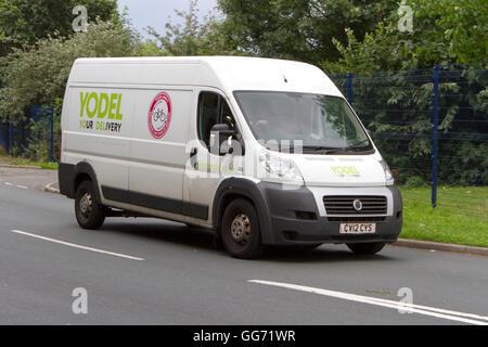 Courier Van Driver Jobs (with Salaries)