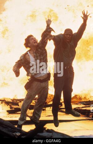 EXPLOSIV - BLOWN AWAY / Explosive - Blown Away USA 1994 / Stephen Hopkins JEFF BRIDGES (James Dove), FOREST WHITAKER - Stock Photo