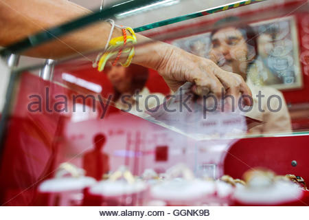 Gold jewellery in malaysia southeast asia asia stock photo royalty free image 27055064 alamy Easy pond shop