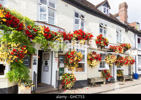 The Mug House Inn in the riverside town of Bewdley, Worcestershire, England, UK - Stock Photo
