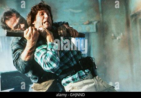 James Dove (JEFF BRIDGES), Chef der Bostoner Spezialeinheit für Sprengsatz-Entschärfung, weiß plötzlich, wer für - Stock Photo