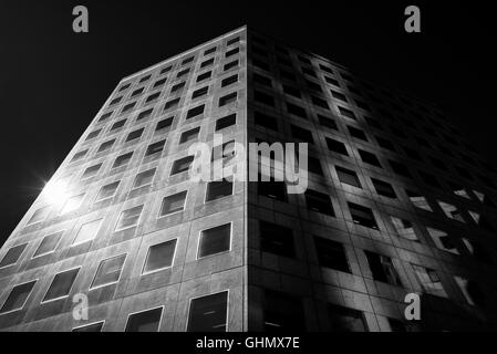 One London Bridge office building located at the London Bridge, London, United Kingdom - Stock Photo