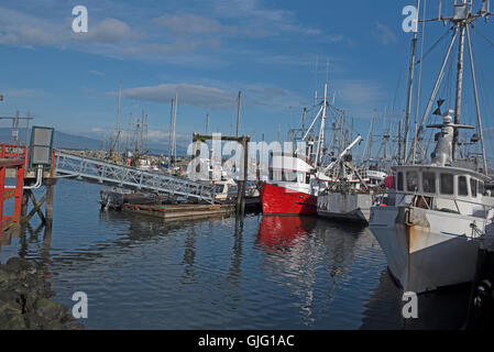 French Creek Harbour Vancouver Island