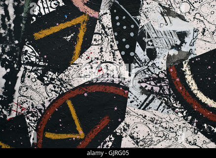 art graphic painting - Stock Photo