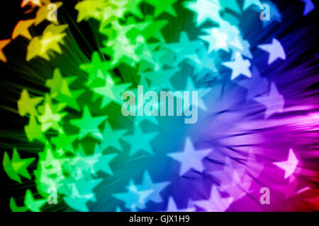 disco abstract multicolored - Stock Photo