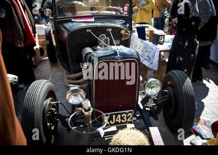 Classic Car Boot Sale Granary Square