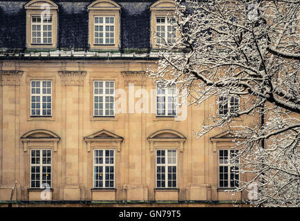 A Luxury Mansion House - Stock Photo