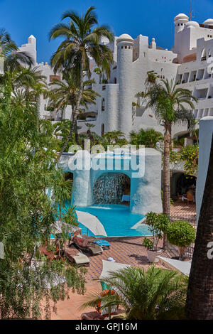 hotel jardin tropical costa adeje tenerife stock photo 117180727 alamy. Black Bedroom Furniture Sets. Home Design Ideas