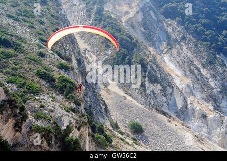 Kefalonia, Greece Landscape - Stock Photo