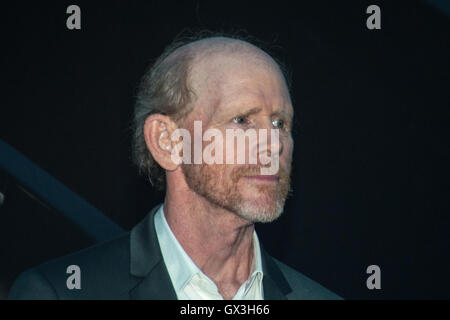 London, UK - 15th September 2016. Ron Howard's 'Eight Days A Week' world premiere at Odeon Leicester Square, starring - Stock Photo
