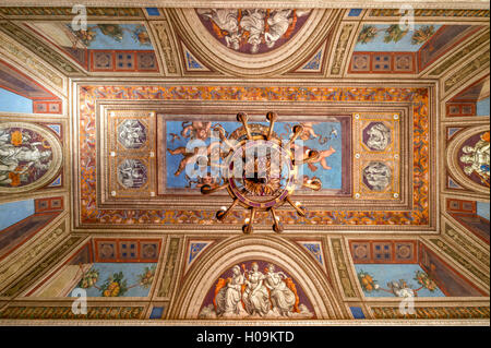 Entrance of Villa Farnesina, in Rome - Stock Photo