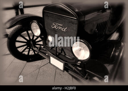 Ford Motor Company Sign Stock Photo Royalty Free Image
