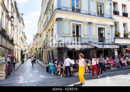 Cafe Theatre Paris Ile Saint Louis