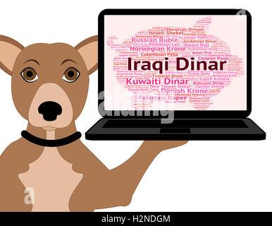 Iraqi dinar on forex international trading