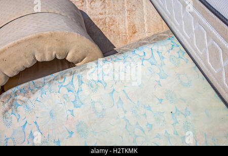 Pile of mattresses Stock Royalty Free Image