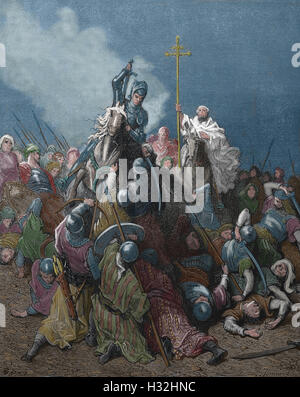The history of the crusades of the 11th century