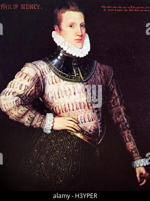 the life of sir philip sidney during the elizabethan age Elizabethan literature refers to bodies of work produced during the sir philip sidney dekker is noted for his realistic portrayal of daily london life and.