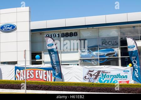 Used Car Dealerships Ford Sydney