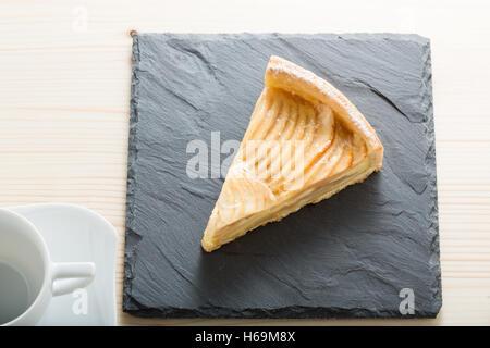 An apple pie - Stock Photo