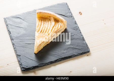 An apple pie - Stock Photo