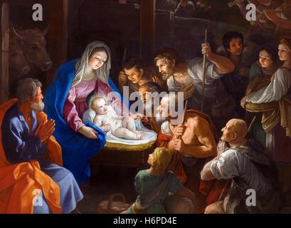 Madonna And Child Wall Painting Near Urbino