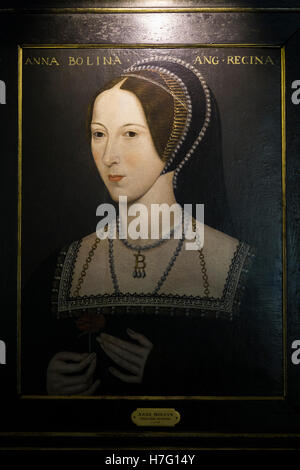 a biography of anne boleyn the second wife of king henry viii Anne boleyn ( , or ) ( c 1501 – 19 may 1536) was queen of england from 1533 to 1536 as the second wife of king henry viii , and marquess of pembroke in her own right.