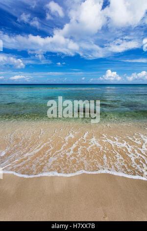 Cane Bay Beach St Croix Us Virgin Islands Caribbean Stock Photo 18654154 Alamy