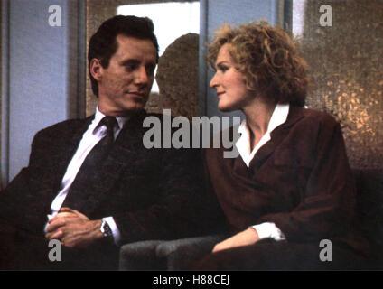 Die Second-Hand Familie, (IMMEDIATE FAMILY) USA 1989, Regie: Jonathan Kaplan, JAMES WOODS, GLENN CLOSE - Stock Photo