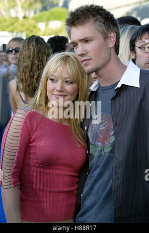 CHAD MICHAEL MURRAY & HILARY DUFF A CINDERELLA STORY (2004 ...