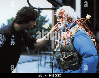Explosiv - Blown Away, (BLOWN AWAY) USA 1995, Regie: Steohen Hopkins, JEFF BRIDGES, LLOYD BRIDGES, Stichwort: Bombenleger, - Stock Photo