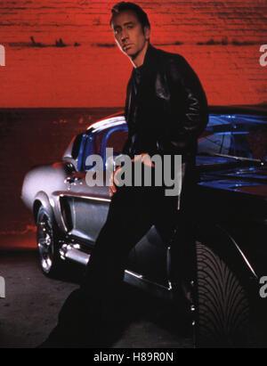 Nur noch 60 Sekunden, (GONE IN SIXTY SECONDS) USA 2000, Regie: Dominic Sena, NICOLAS CAGE, Stichwort: Auto, Sportwagen, - Stock Photo