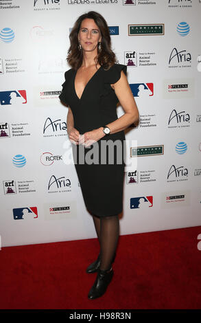 Las Vegas, NV, USA. 19th Nov, 2016. 19 November 2016 - Las Vegas, NV - Carey Lohrenz. Tony La Russa's 5th Annual - Stockfoto