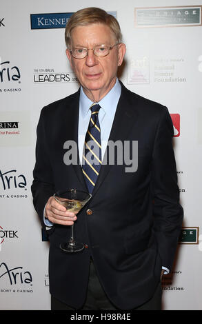 Las Vegas, NV, USA. 19th Nov, 2016. 19 November 2016 - Las Vegas, NV - George Will. Tony La Russa's 5th Annual Leaders - Stockfoto