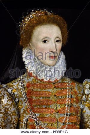 Elizabeth I. Portrait ...