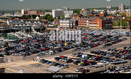 Free Car Parking At Southampton Cruise Terminal