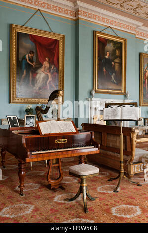 Music room in the great house rose hall st bran 39 s for Great house music