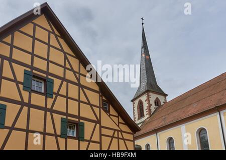 Black Forest: Haslach in Black Forest - Stock Photo