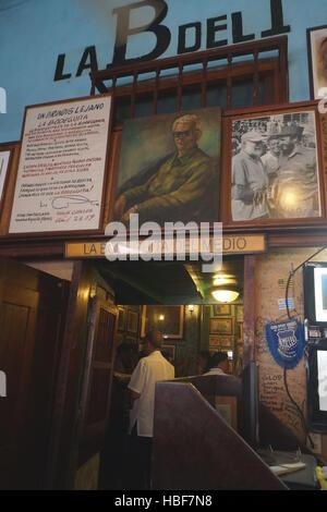 La Bodeguita del Medio,Havanna - Stock Photo