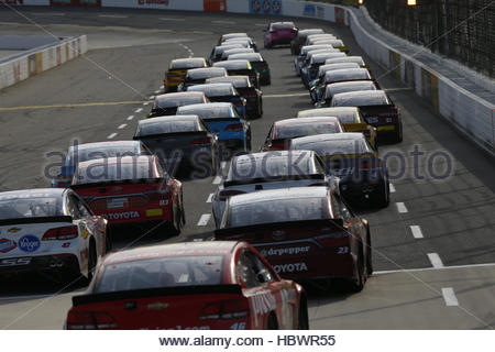 NASCAR: Oct 30 Goody's Fast Relief 500 - Stock Photo
