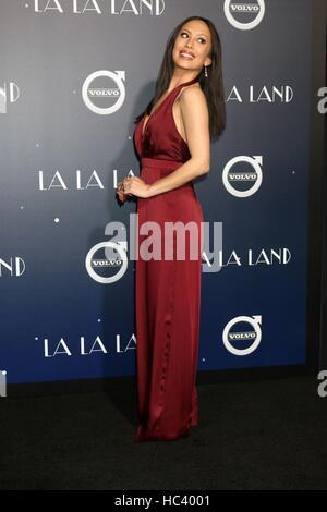Los Angeles, CA, USA. 6th Dec, 2016. Cheryl Burke at the 'La LA Land' World Premiere at Village Theater on December - Stock Photo